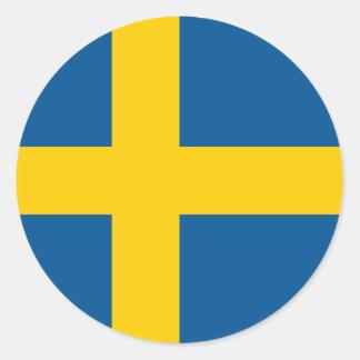 Flag of Sweden Sticker
