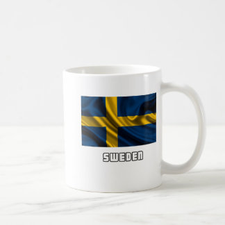 Flag of Sweden, Swedish Flag Coffee Mug