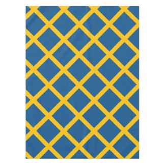 Flag of Sweden Tablecloth