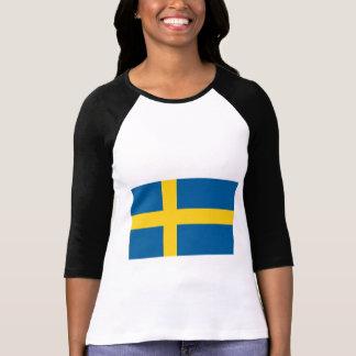 Flag of Sweden Tshirts