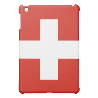 Flag of Switzerland iPad Mini Cover