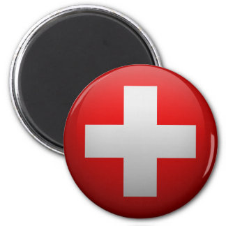 Flag of Switzerland Magnet