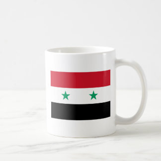 Flag of Syria Coffee Mug
