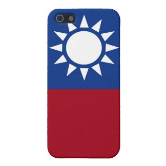 Flag of Taiwan Republic of China Case For iPhone 5/5S