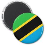 Flag of Tanzania Magnets
