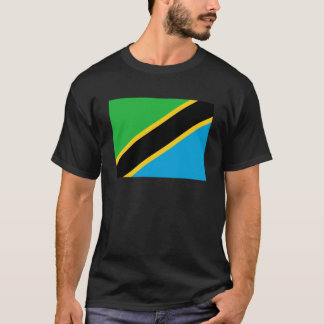 Flag of Tanzania T-Shirt