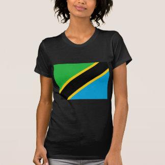 Flag of Tanzania T Shirts