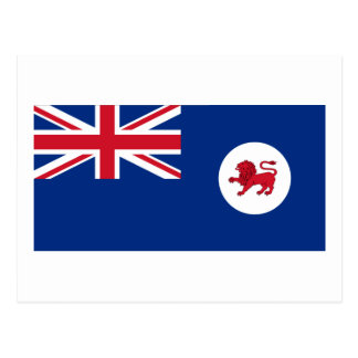 Flag of Tasmania Postcard