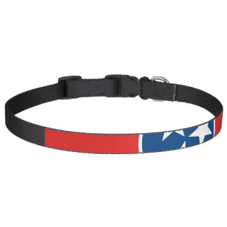Flag of Tennessee Pet Collar