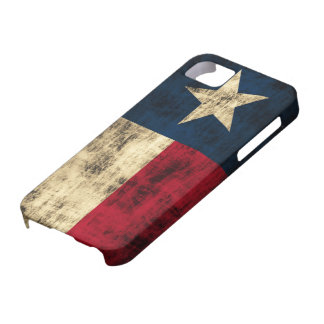 Flag of Texas Case-Mate iPhone 5 Barely There Case