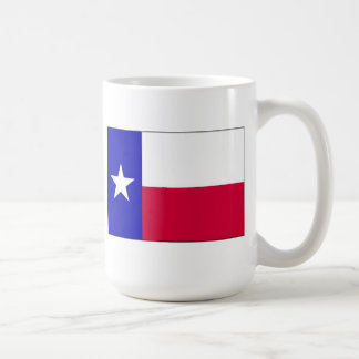 Flag of Texas Coffee Mug