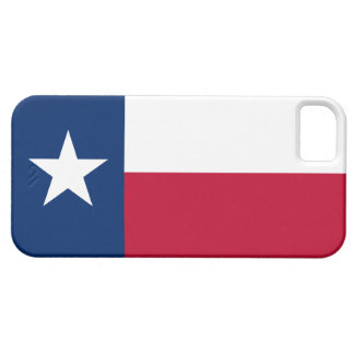 Flag of Texas iPhone 5 Covers