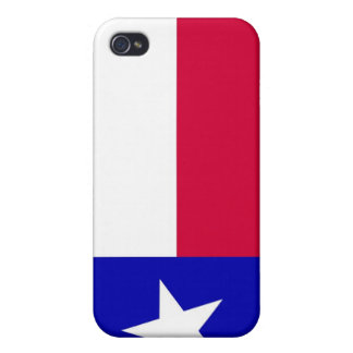 Flag of Texas iPhone 4 Case