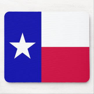 Flag of Texas Mouse Mat