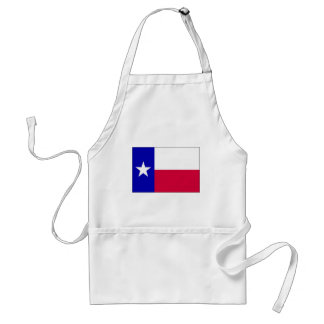 Flag of Texas Standard Apron