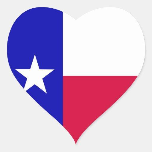 Flag of Texas Sticker