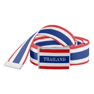 Flag of Thailand Belt