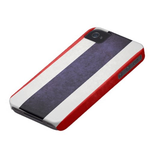 Flag of Thailand iPhone 4 Case-Mate Cases