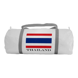 Flag of Thailand Gym Bag