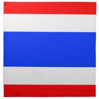 Flag of Thailand Napkin