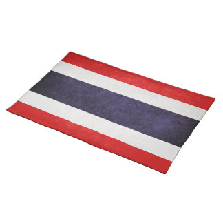 Flag of Thailand Place Mats