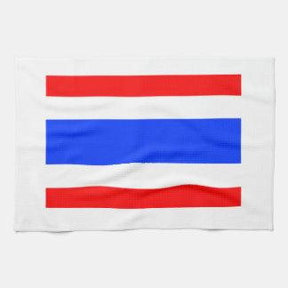 Flag of Thailand Tea Towel