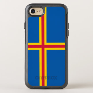 Flag of the Aland Islands OtterBox iPhone Case