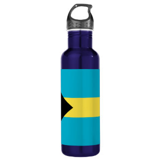 Flag Of The Bahamas 710 Ml Water Bottle