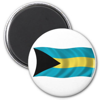 Flag of the Bahamas Magnet