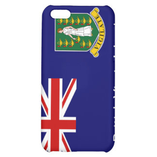 Flag of the British Virgin Islands iPhone 5C Cases