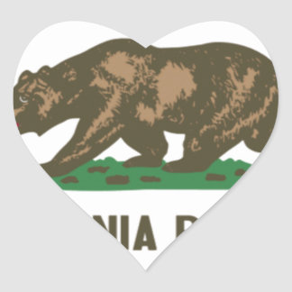 Flag of the Californian state