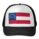 Flag of the Confederate Army of Northern Virginia Trucker Hats