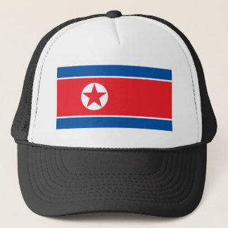 Flag of the Democratic People's Republic of Korea Trucker Hat