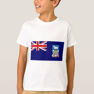 Flag of The Falkland Islands T-Shirt