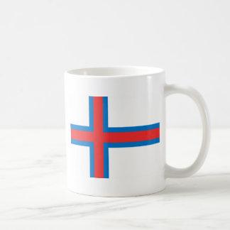 Flag of The Faroe Islands Coffee Mug