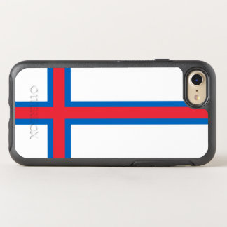 Flag of the Faroe Islands OtterBox iPhone Case