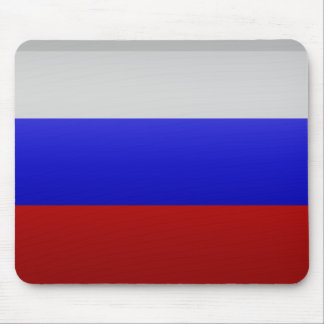 Flag of the Federation of Russia Mouse Pad