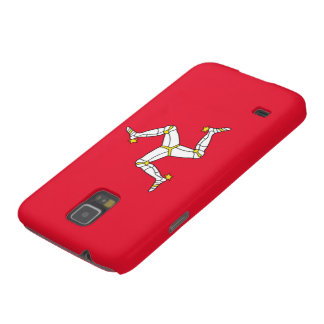 Flag of the Isle of Man Galaxy S5 Covers