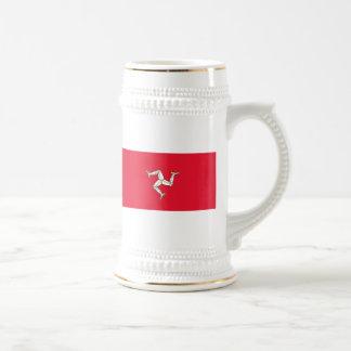 Flag of The Isle of Man Mug