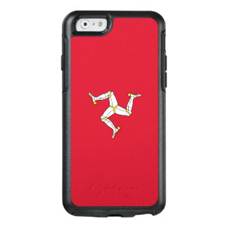 Flag of the Isle of Man OtterBox iPhone Case