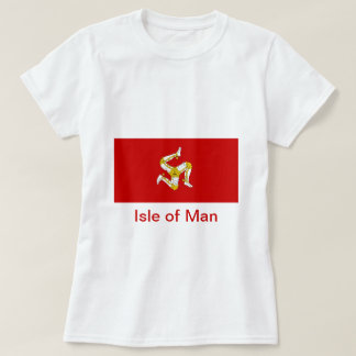 Flag of  the Isle of Man T-Shirt