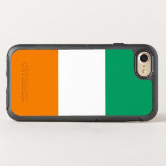 Flag of the Ivory Coast OtterBox iPhone Case