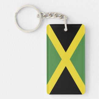 Flag of the Jamaica Key Ring