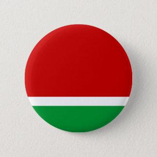 Flag of the Lithuanian SSR - Lietuvos TSR Veliava 6 Cm Round Badge