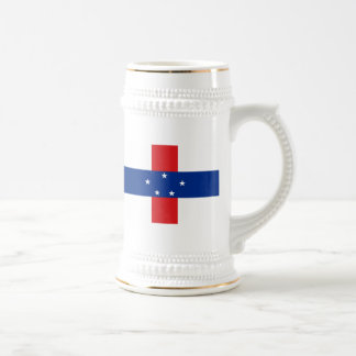 Flag of The Netherlands Antilles Coffee Mugs