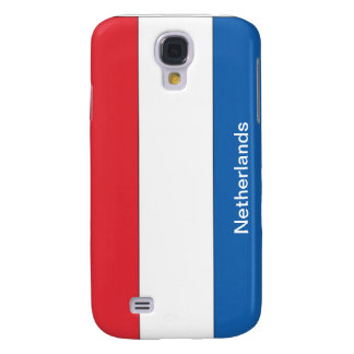 Flag of the Netherlands Galaxy S4 Case