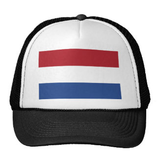 Flag of The Netherlands Hats