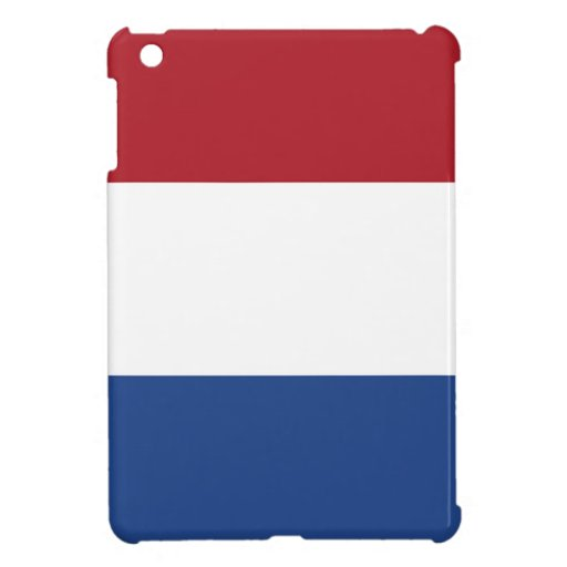 Flag of the Netherlands Cover For The iPad Mini