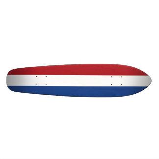 Flag of the Netherlands Custom Skate Board