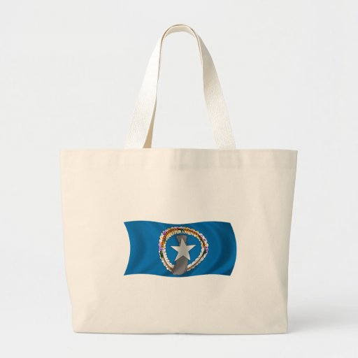 Flag of the Northern Mariana Islands Bags